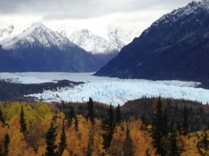 Matanuska Glacier State Recreational Site