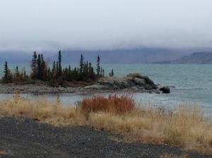 Kluane Lake, Yukon Territory, Canada, Via Alaskan HWY