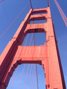 Golden Gate Bridge Bathroom Trails include phenomenal views!
