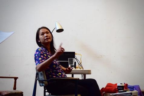 Director Kim Jiang Dubaniewicz