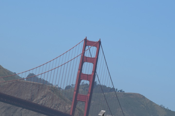 View Through A New Eye: Where Is That Confounded Bridge? Oh No! It's Sinking!